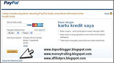 Panduan Cara Mendaftar Paypal3