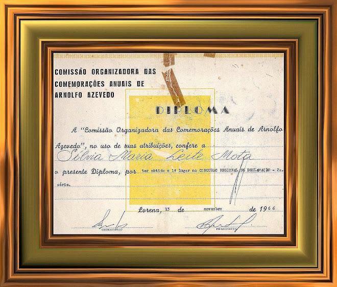 1966 - Concurso Arnolfo Azevedo
