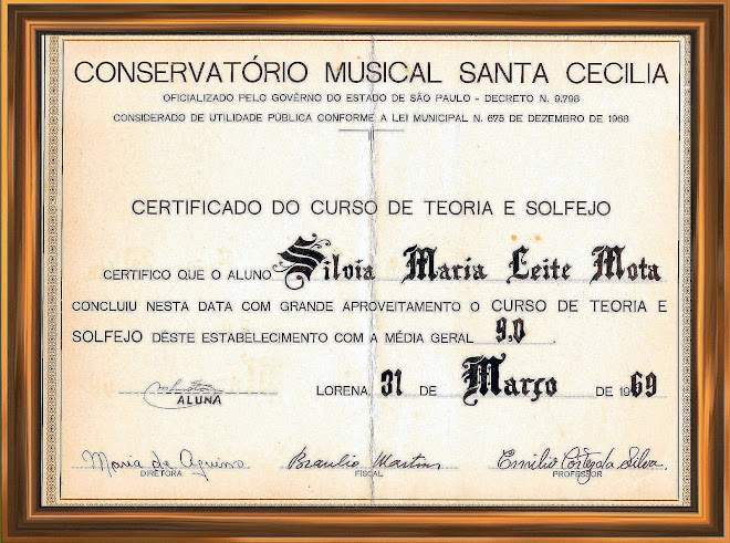 Conservatório Musical Santa Cecília - Lorena