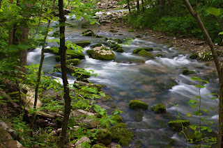 Blanchard Springs Stream