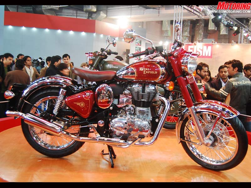 Royal Enfield Classic New Bike The New Royal Enfield Classic