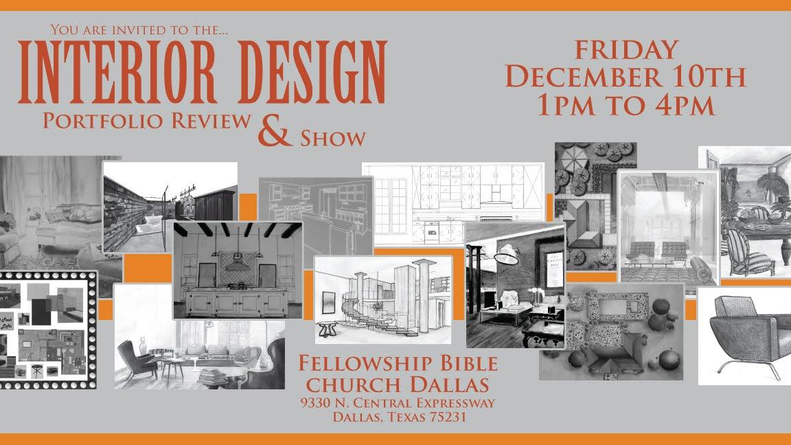 The Art Institute of Dallas Interior Design Info Source