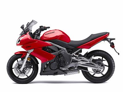 Kawasaki Ninja 150 Rr Baru. 2010 Kawasaki Ninja 650-R Bike