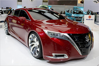 New cars launched in India in new season of 2010 Maruti+Kizashi+2010