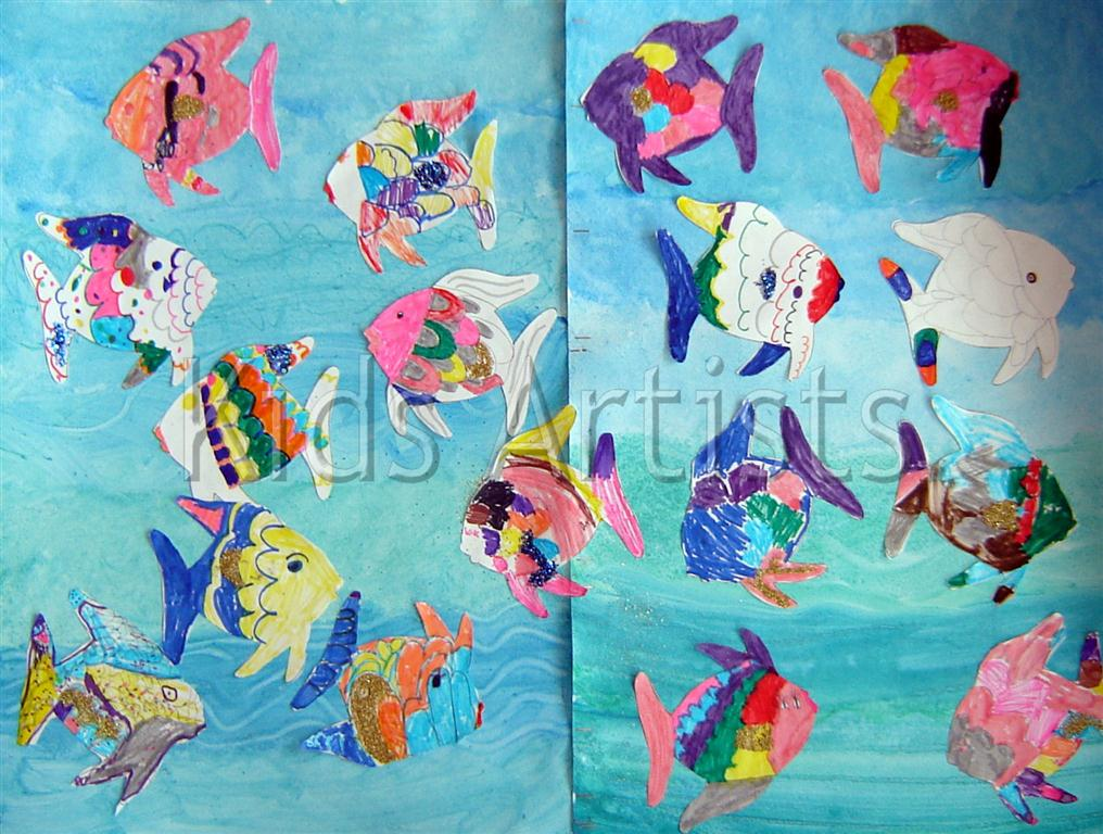 beautiful fishes in sea. The most eautiful fish in the