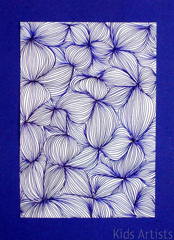 Op Art Designs : Curved lines on pinterest line design op art and pen