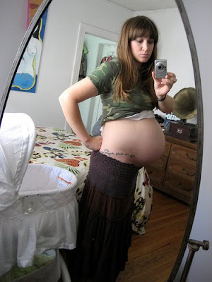 Some (Pregnant) Girls are Bigger Than Others