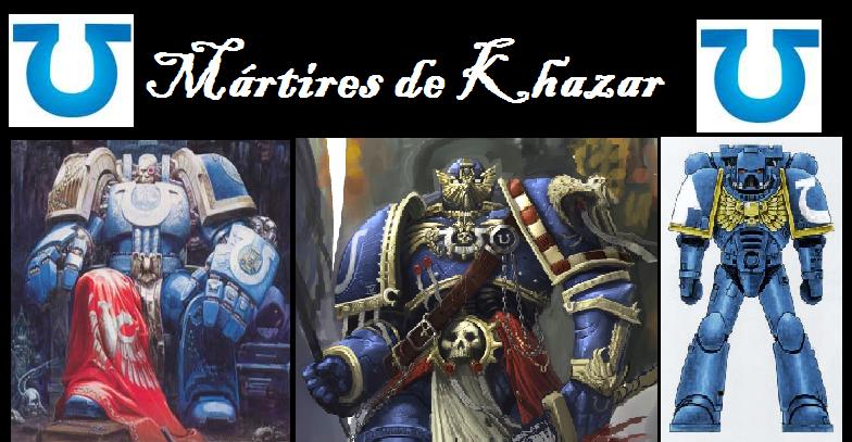 Mártires de Khazar