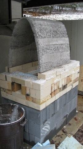 Soda Kiln Design Plans