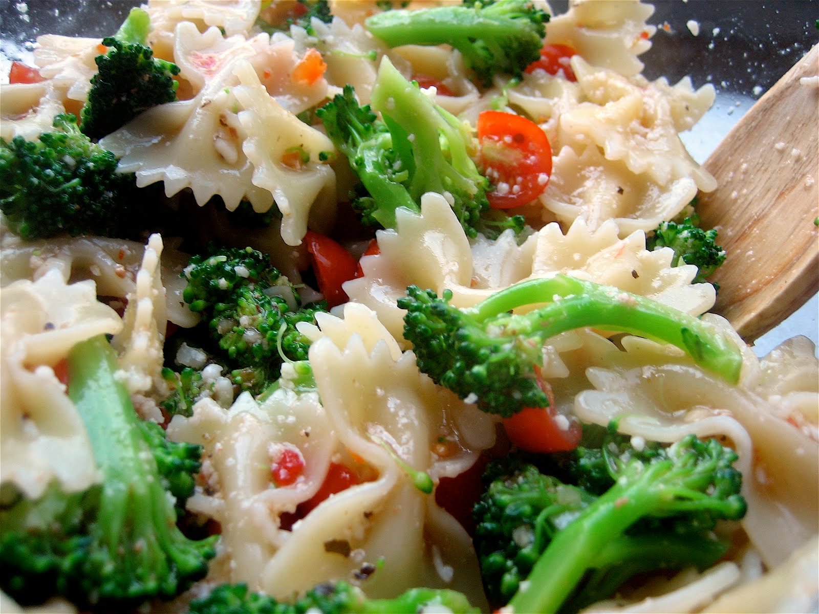 ... pasta salad my standard pasta salad typically involves some type of
