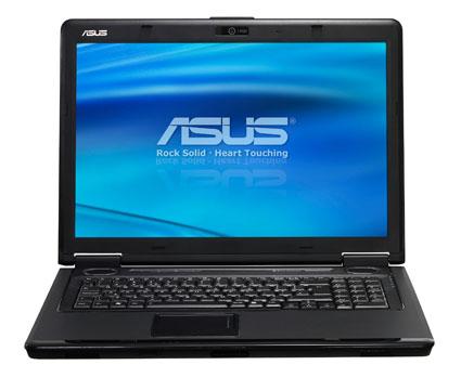 Ноутбук Asus A4000 драйвера