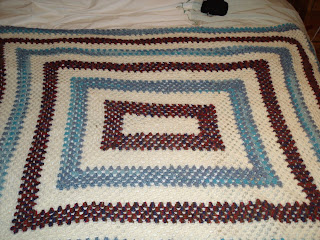 GRANNY SQUARE AFGHAN PATTERNS « Free Patterns
