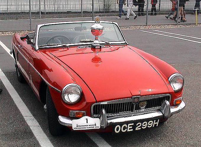Mg Classic Cars Well Turned Cars Mg Classic Cars