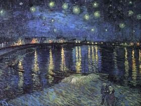 Van Gogh: Night Stars