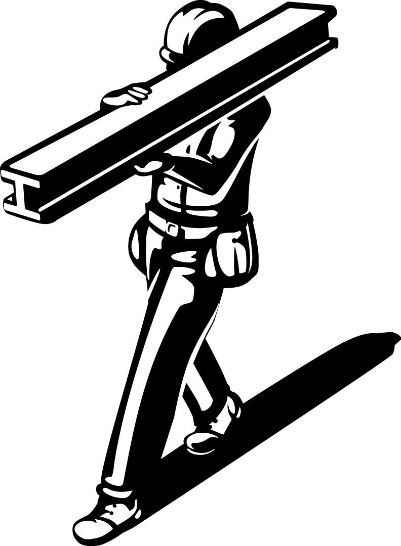 u s construction companies logos