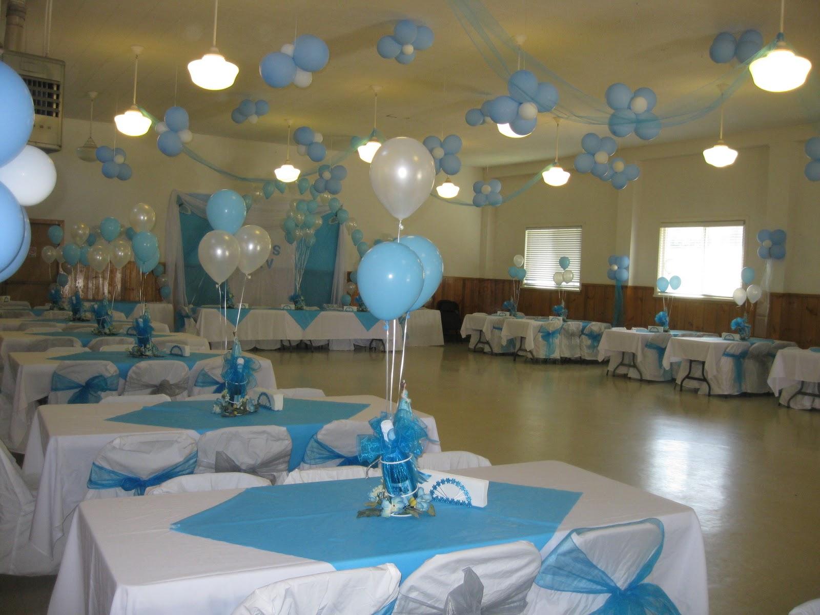 Decoracion con globos decoracion car interior design - Decoraciones con globos ...