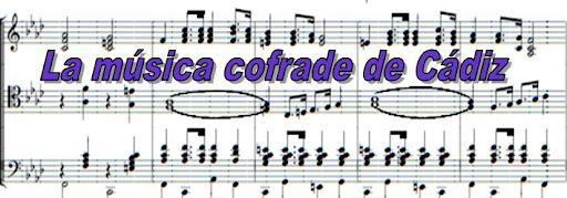 La música cofrade de Cádiz