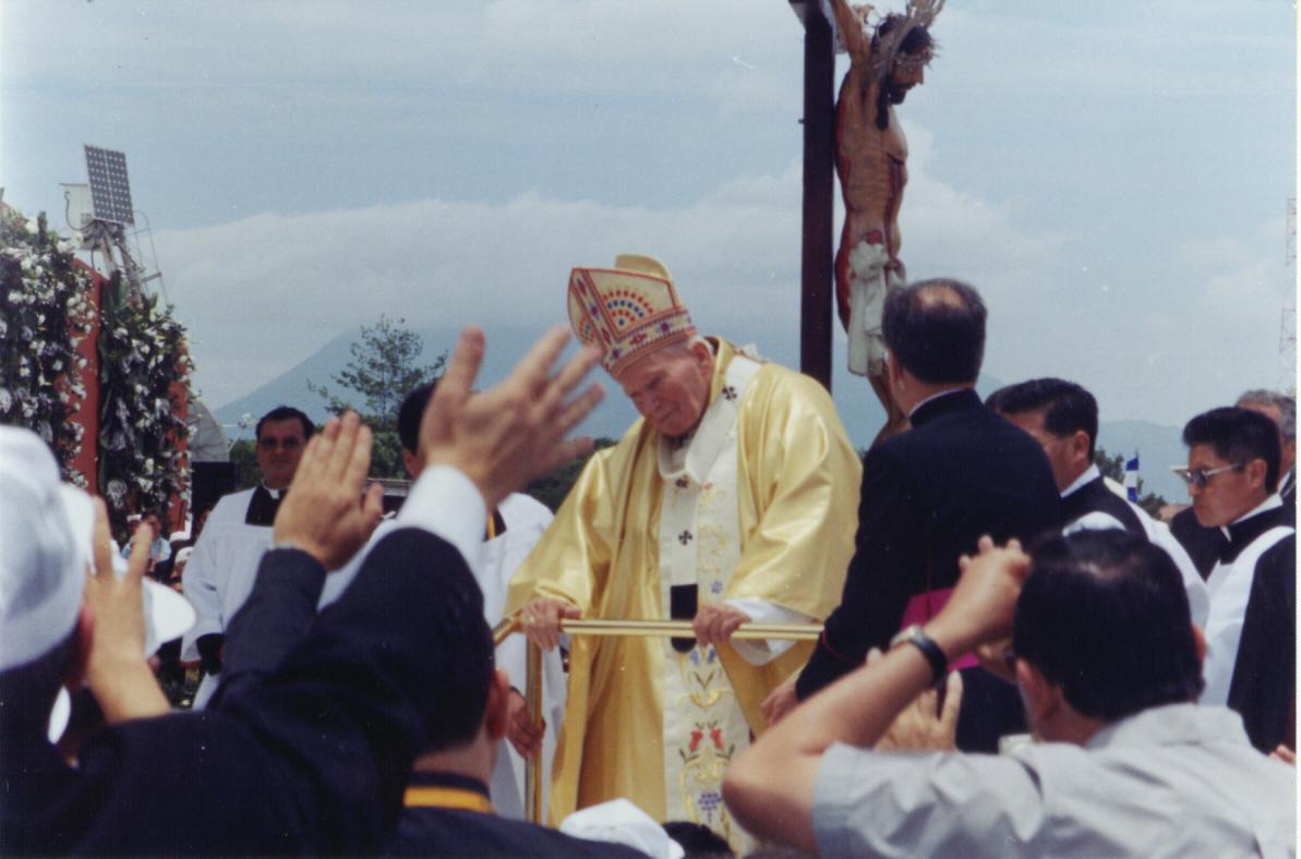 João Paulo II e os jovens