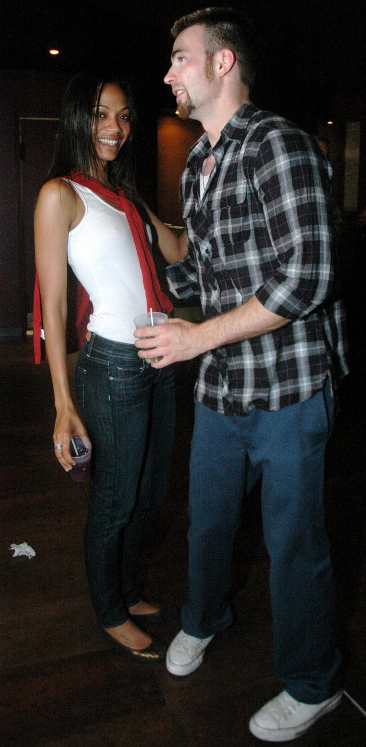 chris evans and naomie harris dating Naomie harris (actress) photo galleries, news, relationships and more on spokeo chris evans dated chiwetel ejiofor dated orlando bloom.
