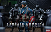 #3 Captain America Wallpaper