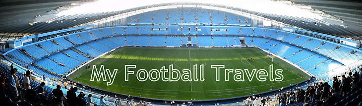 My Football Travels
