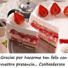 Mi porcion de pastel del cumple de mi amiga Cositas de rosa