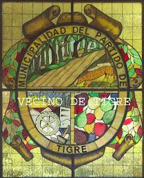 Escudo De Tigre