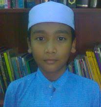 Zaid Nurmuhaimin 10 tahun