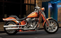 harley davidson of FXSTSSE Screamin Eagle Softail Springer CVO Harley Motorcycle screaming eagle harley pics