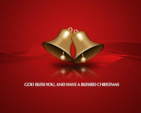 christmas bells wallpaper