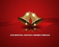 christmas bells wallpaper