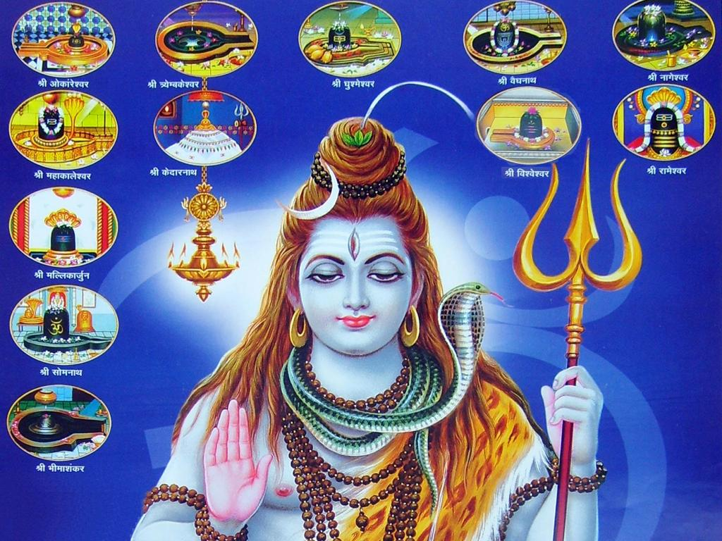 Lord Shiva Backgrounds