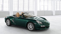 Green Boxster Wallpaper