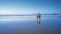 Beach Couple Wallpaper Valentines Day