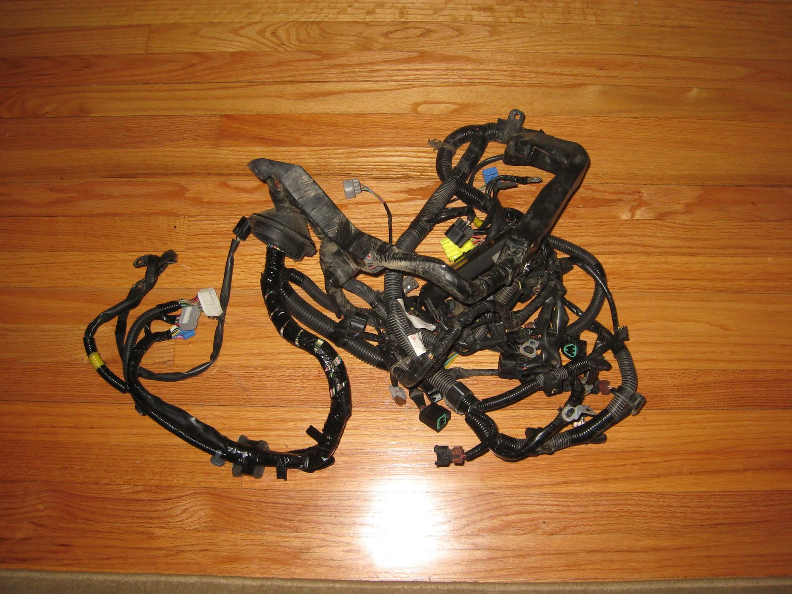 evo 9 wiring harness   20 wiring diagram images
