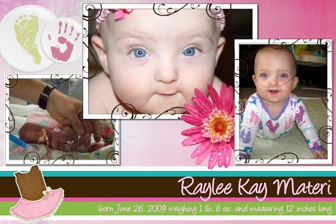 Raylee Kay Materi