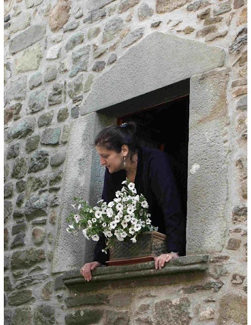 Mary alla finestra