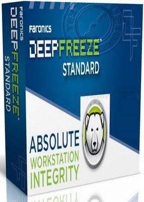 برنامج DeepFreeze الجهاز بحالة الجمود تشغيلة (أخر إصدار