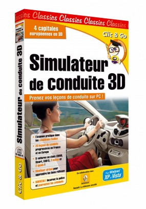 simulateur conduite 3d pc2007 fr telecharger logiciels. Black Bedroom Furniture Sets. Home Design Ideas