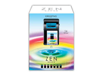 Creative Zen Neeon 5GB / 6GB