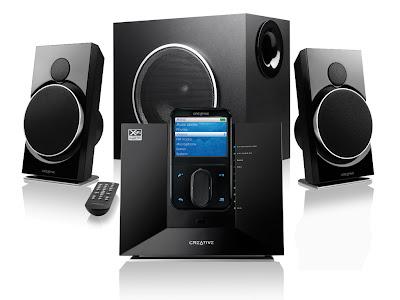 Creative Z600 X-Fi Sound System