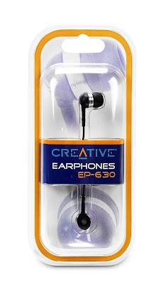 Creative EP-630 Earphones