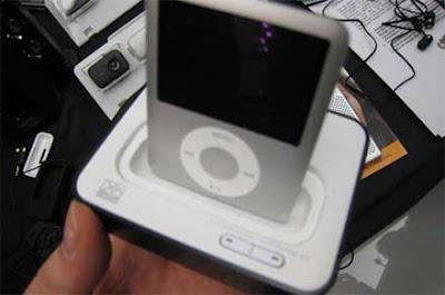 Creative X-Fi X30 iPod Dock