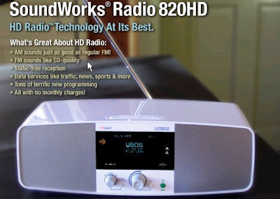 Cambridge SoundWorks HD Radio