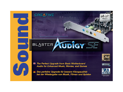 Creative Soundblaster Audigy
