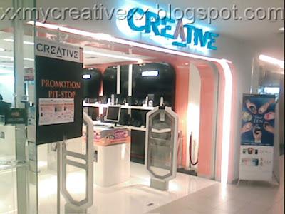 Creative Store Plaza Singapura ...