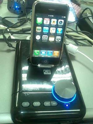 Xdock iPhone