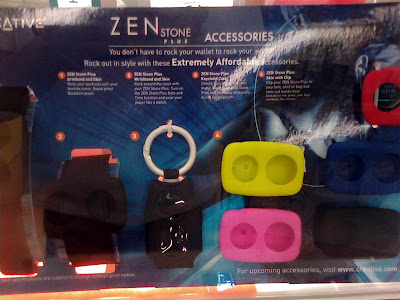Zen Stone Plus Accessories