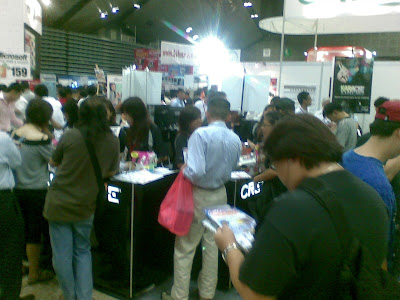 Exclusive: Creative Booth @ PC Show 2009