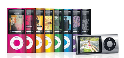iPod Nano Now Comes With FM Radio & Video Camera